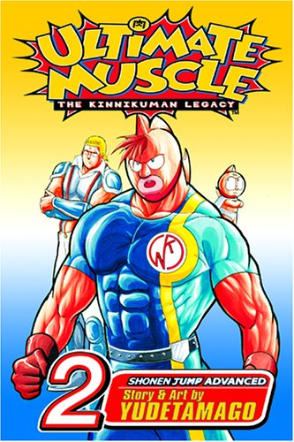 Ultimate Muscle, Volume 2