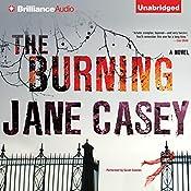 The Burning: A Novel | Jane Casey