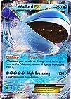 Pokemon – Wailord-EX (38/160) – XY Pr…