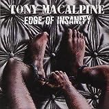 Edge of Insanity by Tony Macalpine (1990-10-25)