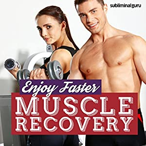 Enjoy Faster Muscle Recovery Speech