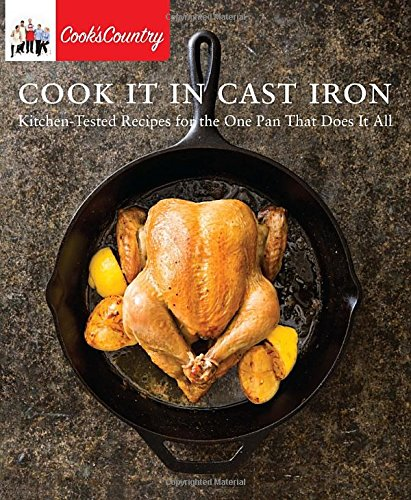 How to Cook It in Cast Iron Book