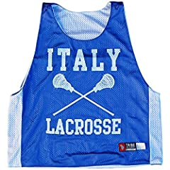 Italy Nations Lacrosse Pinnie