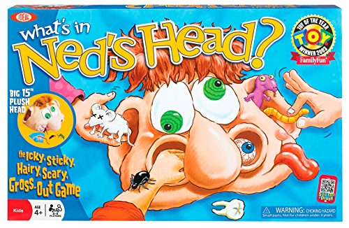 Ideal What's In Ned's Head Game (Neds Head compare prices)