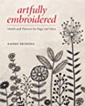 Artfully Embroidered: Motifs and Patt...