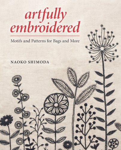 Buy Discount Artfully Embroidered: Motifs and Patterns for Bags and More