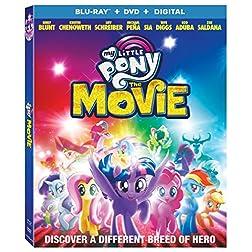 My Little Pony: The Movie [Blu-ray]