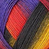 Lana Grossa Meilenweit Magico II 3515 100g Sockenwolle
