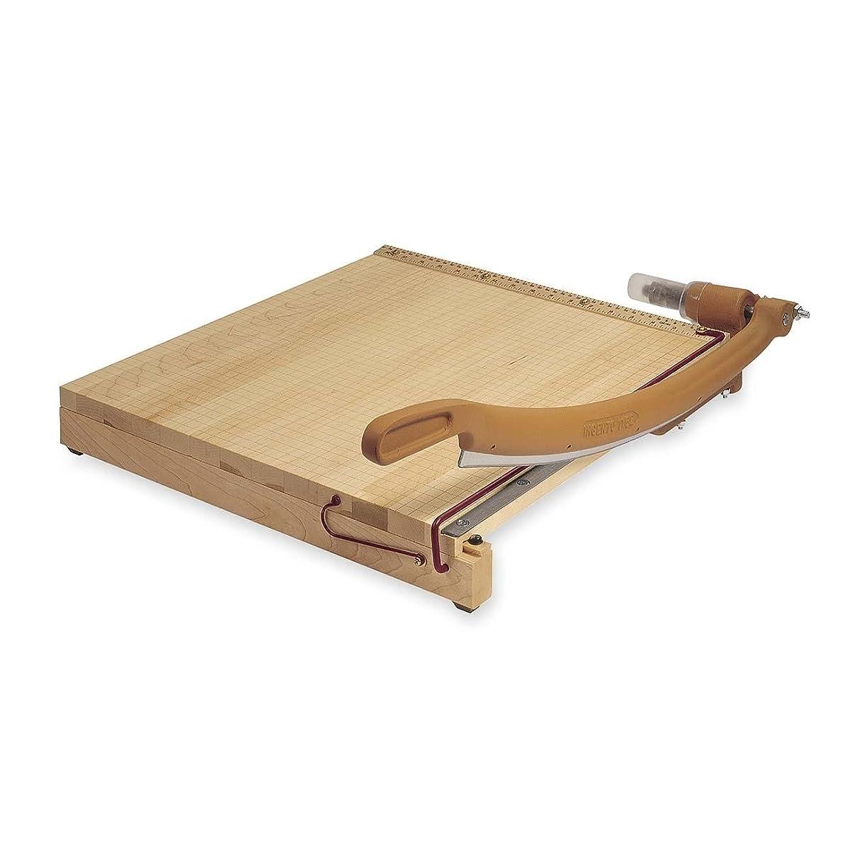 "Swingline Paper Trimmer / Cutter, Guillotine, 24"" Cut Length, 15 Sheet Capacity, ClassicCut Ingento (1162)"