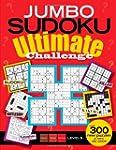 Jumbo Sudoku Ultimate Challenge