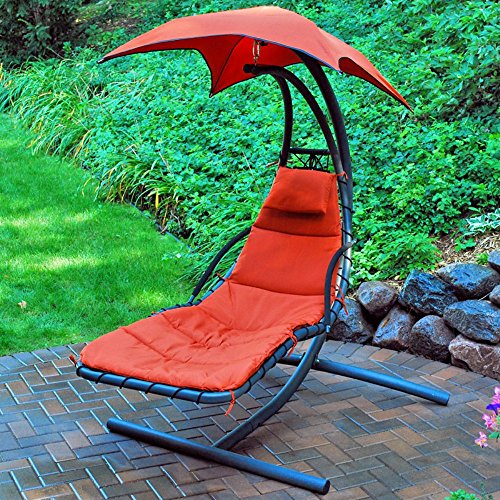 Algoma Net Cloud 9 Hanging Chaise Lounger photo
