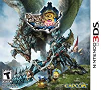 Monster Hunter 3 Ultimate - Nintendo 3DS by Capcom