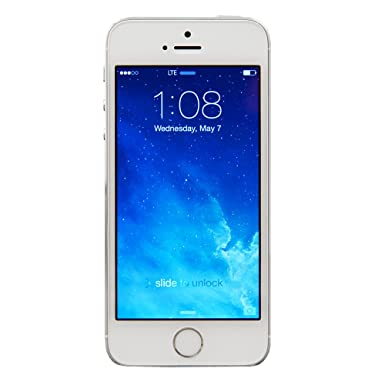 Apple iPhone 5s 16GB (Silver) - AT&T