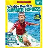 Weekly Reader: Summer Express Workbook (Between Grades 2 & 3)