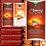 Mberry Miracle Fruit Tablets (2 free sample packs)