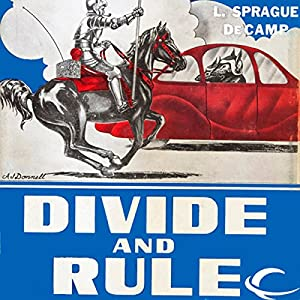 Divide and Rule Audiobook