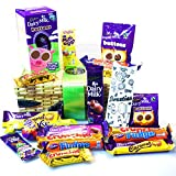 Cadbury Easter Buttons Egg Treasure Hamper - By Moreton Gifts