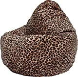 Bean Bag Boys Bean Bag,  Mf Leopard, Premium