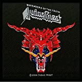 Judas Priest - Patch Defenders Of The Faith (in 10 cm x 9 cm)