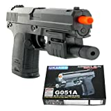 G.051a Spring Airsoft Hand Gun (No Electric)(no 22k)(no Ak887 9mm)