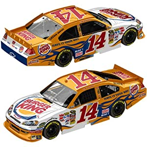 Action 1/24 Tony Stewart #14 Burger King 2011 Chevy Impala