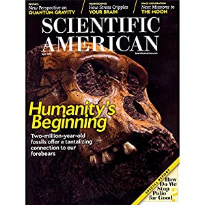 Scientific American: This is Your Brain in Meltdown Periodical