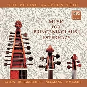 music for prince nikolaus esterhazy haydn neumann. Black Bedroom Furniture Sets. Home Design Ideas