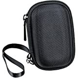 Caseling Carrying Hard Case for Sandisk Clip Jam / Sansa Clip Plus / Clip Sport MP3 Player. - Apple Ipod Nano, Ipod Shuffle. - Black