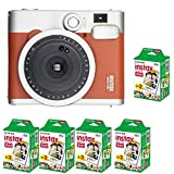Fujifilm Instax Mini 90 Neo Classic Instant Camera (with 100 Shot Films)