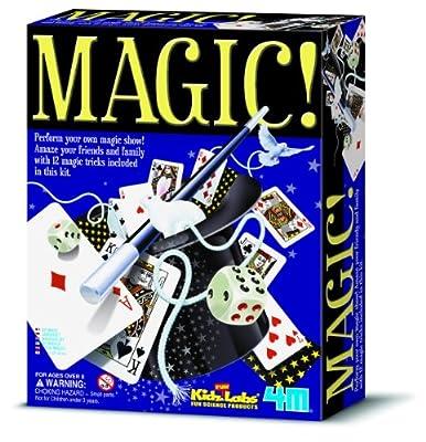 4M Kids Magic Set by 4M