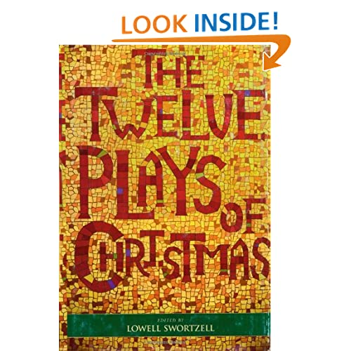 The Twelve Plays of Christmas: Cloth Book