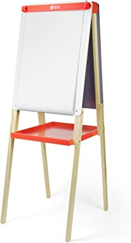 U Play Wooden Standing Art Easel