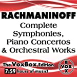 Rachmaninoff: Complete Symphonies, Pi...