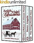 Amish White Christmas BOXED SET: Snow...