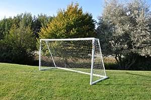 """But de foot """"PRO"""" 3 x 2 m - UNIQUE - Garantie 2 ans et installable à l'année ! (Avec sac de transport)"""