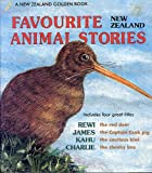 img - for FAVOURITE NEW ZEALAND ANIMAL STORIES book / textbook / text book