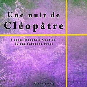 Une nuit de Cléopâtre   Livre audio