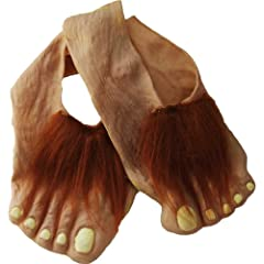 Rubies Lord of The Rings Hobbit Costume Feet
