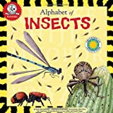 Alphabet of Insects (Smithsonian Alphabet Book) (with audiobook CD, easy-to-download audiobook, printable activities and poster) (Smithsonian Alphabet Books)