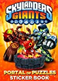 Skylanders Portal of Puzzles: Sticker Activity Book