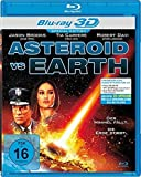 DVD Cover 'Asteroid vs. Earth [3D Blu-ray] [Special Edition]