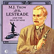 Lestrade and the Sign of Nine | M J Trow