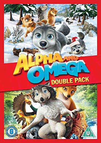 Alpha & Omega 1 & 2 Boxset [Edizione: Regno Unito]