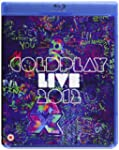 Coldplay Live 2012 Blu Ray/ CD [Blu-ray]