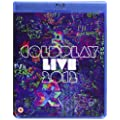Coldplay Live 2012 Blu Ray/ CD [Blu-ray] [Import]
