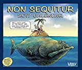 img - for Non Sequitur 2017 Day-to-Day Calendar book / textbook / text book