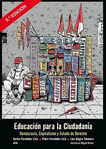 Educación para la Ciudadanía: Democracia, capitalismo y estado de derecho (Biblioteca de Aula)