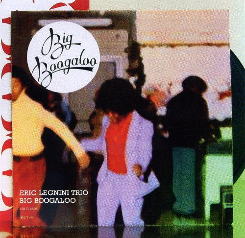 Big boogaloo | Legnini, Eric - Piano