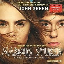 Margos Spuren (       gekürzt) von John Green Gesprochen von: Robert Stadlober