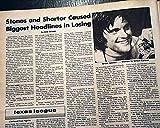 BRUCE JENNER Summer Olympics Decathlon GOLD MEDAL Winner Photo 1976 Newspaper THE SPORTING NEWS, St. Louis, August 14, 1976
